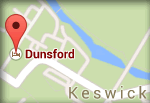 Find Dunsford Guest House in Keswick