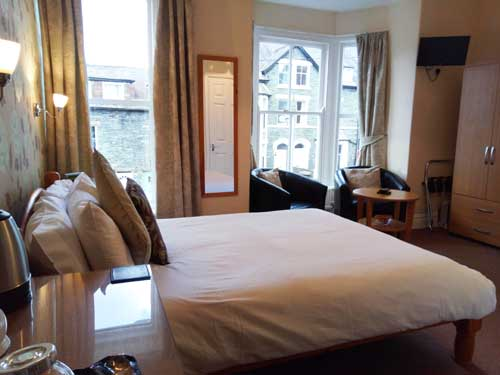 Grasmere - double room