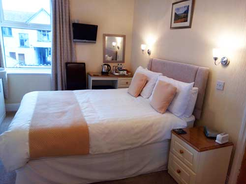 Rydal - double guest room